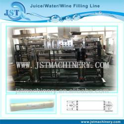 Drinking water treatment reverse osmosis filter system