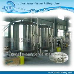 Drinking water treatment sodium ion filter system