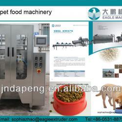 dry dog food extruder machine