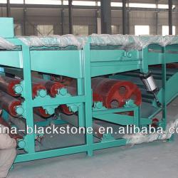 DY series horizontal belt filter press advanced technology