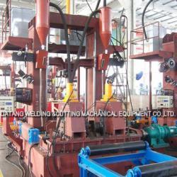 DZPHJ H-beam Steel Assembling ,Welding, Straightening Machine