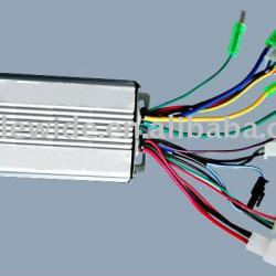 Ebike motor controller