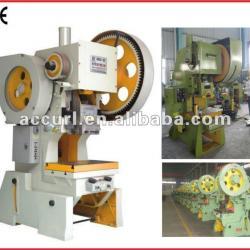 Eccentric punch press,Flywheel press machine