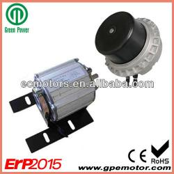 Efficiency ec motor for industrial fans