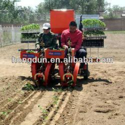 Eggplant seedling transplanter