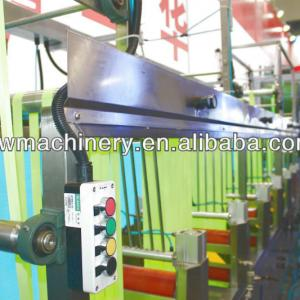 elastic tapes continuous dyeing machine
