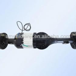 electric tricycle conversion kit, brushless dc motor with axle, differential motor, mid driven motor for rickshaw, tricycle, car