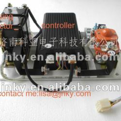 electric vehicle dc motor controller