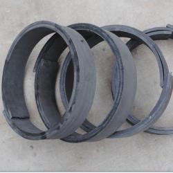 elevator brake shoe non asbestos rubber based rake lining. Black Bedroom Furniture Sets. Home Design Ideas
