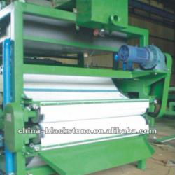 energy saving automatic belt filter press for beer with best price
