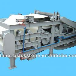 energy saving automatic mud belt filter press with best price