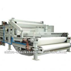 energy saving automatic sludge dewatering belt filter press with best price
