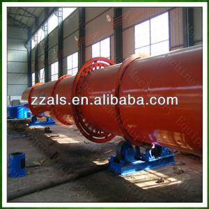 Environmental protection rotary sand dryers