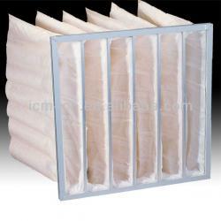 F5 pocket air filter ICM factory