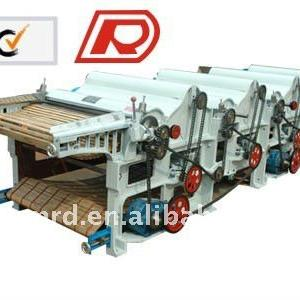Fabric Recycling Machine