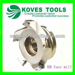 face milling cnc machine mill cutter
