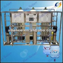 factory supply 1t/h bottled water plant