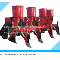 Farm Machinery 2BCYF Accurate bean\cotton seeds\peanut/sunflower seeds planter with fertilizer For tractors