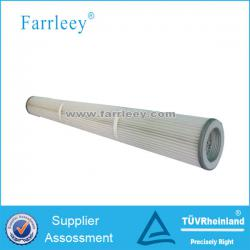 Farrleey Pleated Conical Filter Cartridge