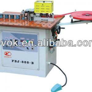 FBJ-888 -B double-face gluing curved&straight edge banding machine