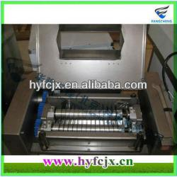FC Cheap Price vertical chicken cutter processing machine price 0086-18810361768