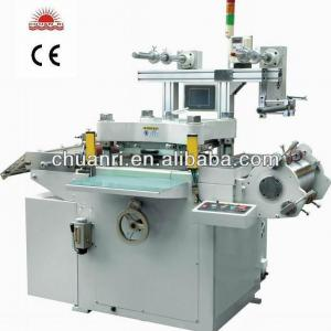 Feeding Roll Material Automatic Die Cutting Machine