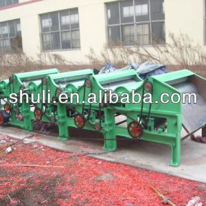 Fibre Opening and Tearing Machine//0086-15838061756