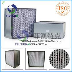 FILTERK IR 67731158 Medium Efficiency Box Air Filter