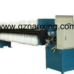 filtro prensa,semi automatic Filter Press(filter tekan)for solid-liquid separation industry(filtro prensa)