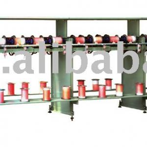 Flanged Bobbin winding machine
