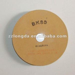 Flat glass polishing tools,BK polishing wheel