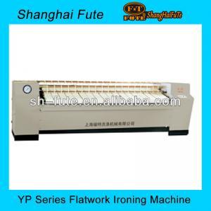Flatwork ironing machine
