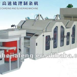 FN271F High-speed Carding and Slivering Machine maxiao@qdclj.com