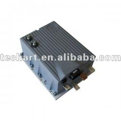 forklift DC Brush series motor with speed Controller