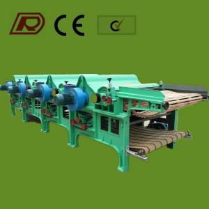 Four Cylinder Waste Recycling Machine