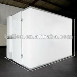 Freezer room for frozen seafood,meat store