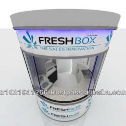 FreshBox Standart-Model Kiosk