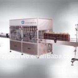 Full auto-cooking oil filling machine