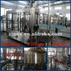 Full Automatic Mineral Water Bottling Machine Of 10000b/h