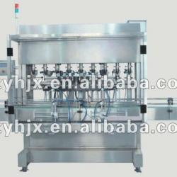 Full Automatic Piston Type Filling Machine