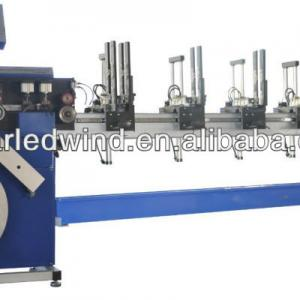 Fully-automatic Aluminum Venetian Blind Making Machine