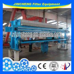 Fully-automatic High Pressure Membrane Filter Press