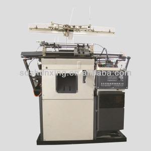 Fully computerized glove knitting machine