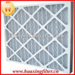 G4 paper frame HEAP air filter