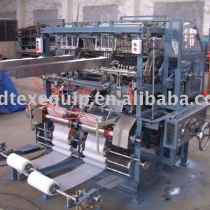 gauze compress folding equipment