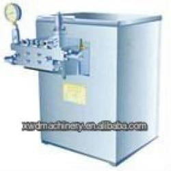 GB series high pressure homogenizer for cold drink and milk drink