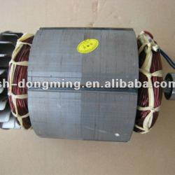 generator stator and rotor
