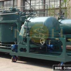GER-5 used engine oil recovery machine