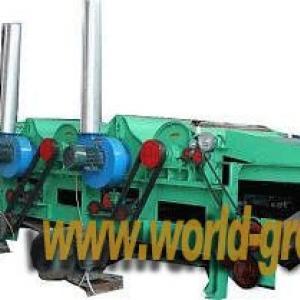 GM-400-6/4/3/2 Cotton Waste/Fabric Cotton Waste Recycling Machine
