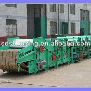 GM-400-6/4/3/2 Fabric Waste/Cotton Waste/ Old Cloth Recycling Machine